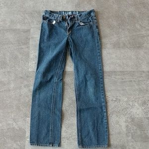 Chaps Denim jeans Boys 14 skim fit